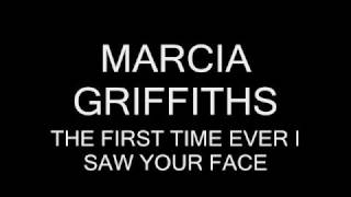 Marcia Griffiths - The First Time Ever I Saw Your Face (with lyrics)