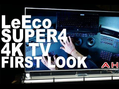 LeEco Super3 X55 4K UHD Smart TV Review | FunnyCat TV