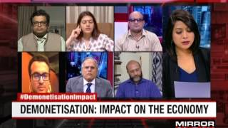 Demonetisation: Impact on the economy – The Urban Debate (June 12)