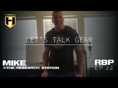 REAL BODYBUILDING PODCAST Ep.22 | Mike @the research station