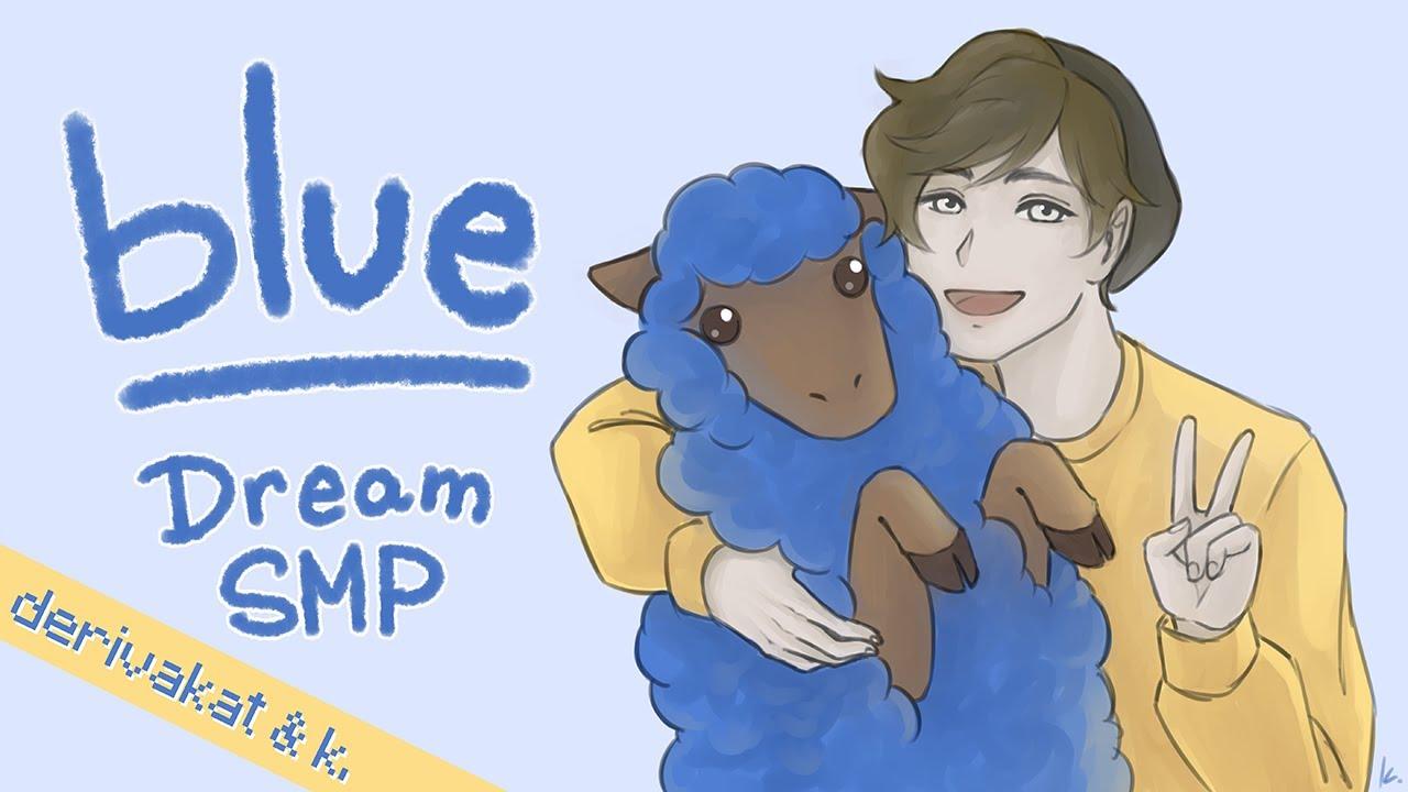 Download Blue - Derivakat & Kiba [Dream SMP original song]