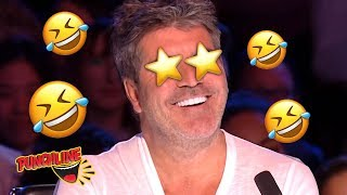 OFFICIALLY THE FUNNIEST Magician EVER ON Britains's Got Talent!