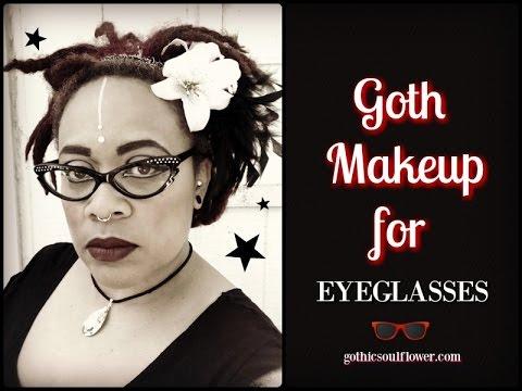 BRIANNA: Goth Glasses