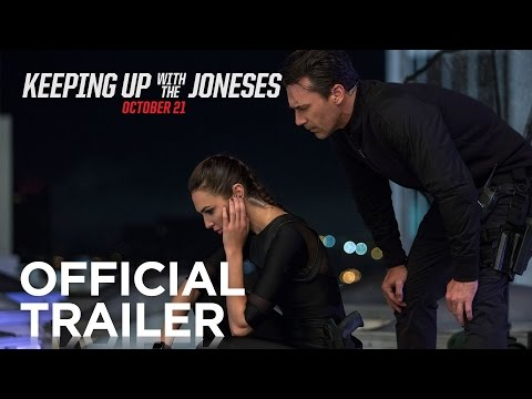 Thumbnail: Keeping Up With the Joneses | Official Trailer [HD] | 20th Century FOX
