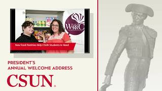 CSUN President's Annual Fall Welcome Address 2017