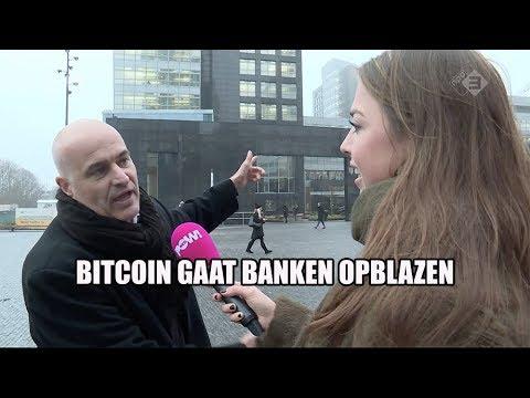 Mark Koster: 'Bitcoin gaat banken opblazen'