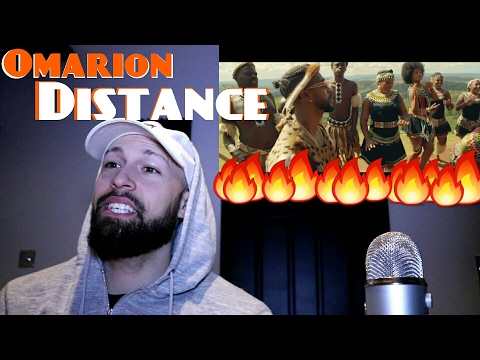 Omarion - Distance (Official Music Video) REACTION