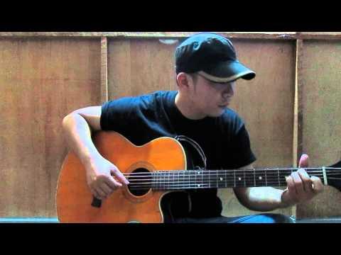 Hòn Đá Cô Đơn Guitar cover