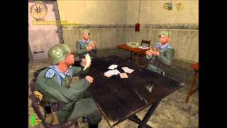 Medal of Honor Allied Assault (PC) Gameplay Part 1