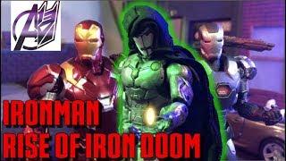Ironman & War Machine: RISE OF IRONDOOM [Stop Motion film]