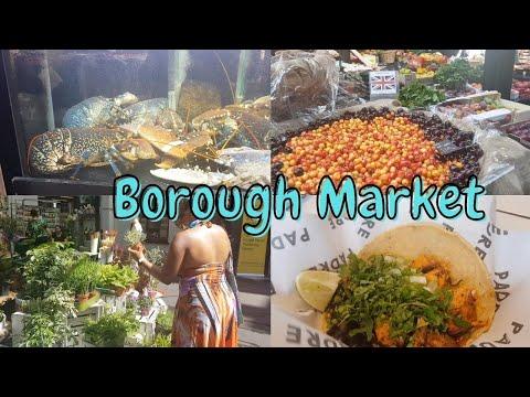 London Borough Market 2020   REOPENING