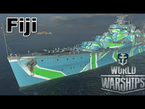 World of Warships: Fiji, Weekend Warriors