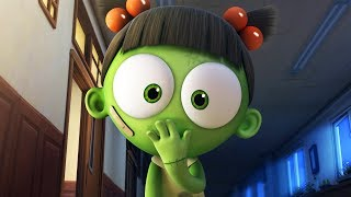 Spookiz   What Did She Do?   스푸키즈   Funny Cartoon   Kids Cartoons   Videos for Kids