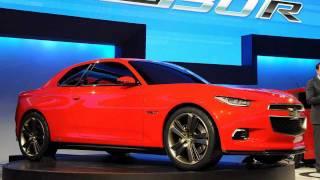 2012 Chevrolet Code 130R Concept (2012 Detroit Auto Show)