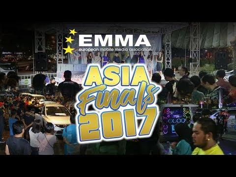 EMMA ASIA FINALS 2017 || LIVING WORLD ALAM SUTERA || INDONESIA