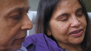 Urvashi's story: living with frontotemporal dementia