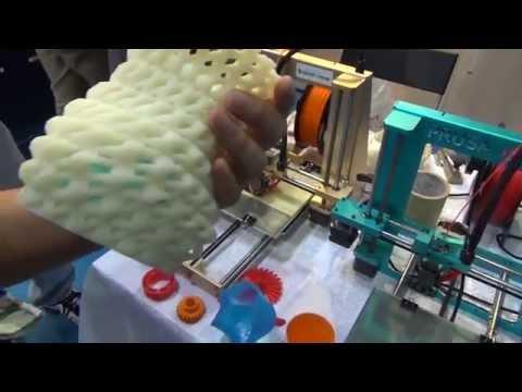 Что можно напечатать на 3D принтере?