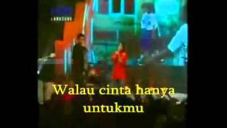 UNGU ~ CINTA GILA { FULL SONG WITH LYRICS }
