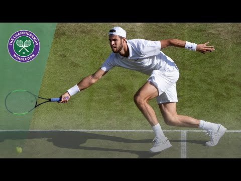 Day 3 Hot Shots at Wimbledon 2019