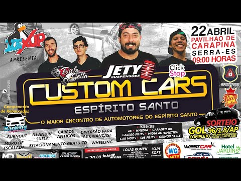 CUSTOM CARS PARTE 2 - VLOG DO GALEGO - BATE PAPO ! VOCES GOSTARAM ??