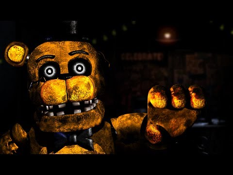 OH HI GOLDEN FREDDY! | Joy of Creation (Story Mode) #3