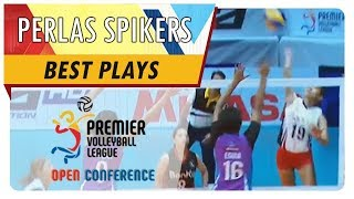 PVL OC 2018: Nicole Tiamzon punishes the block with a booming hit! | BKP | Best Plays
