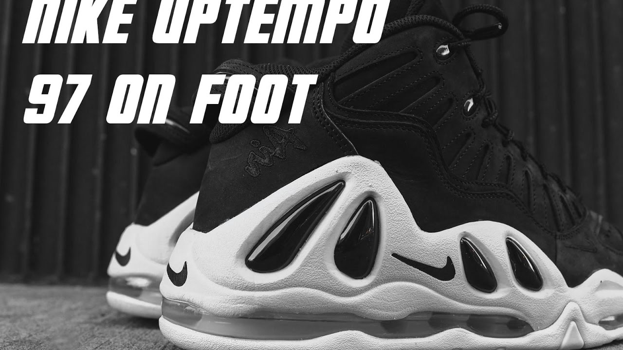 Nike Air Max Uptempo 97 | On feet | Cinematic