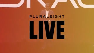Pluralsight LIVE 2018 mainstage: Thomas Kurian, President of Product Development at Oracle