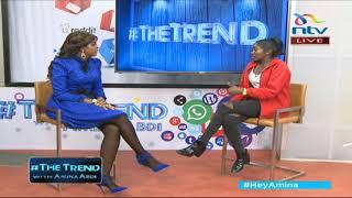 Meet Msupa S, Kenya's self proclaimed queen of hiphop #theTrend