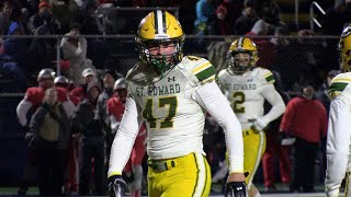 How St. Edward's defense dictated the regional finals
