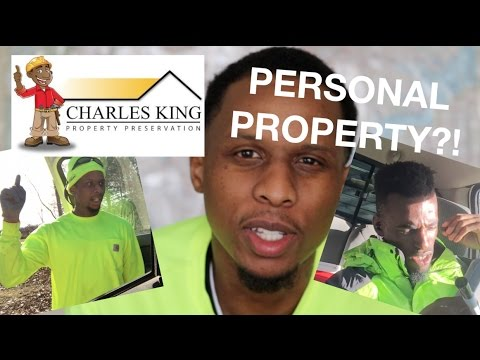 Property Preservation - What Is Personal Property?