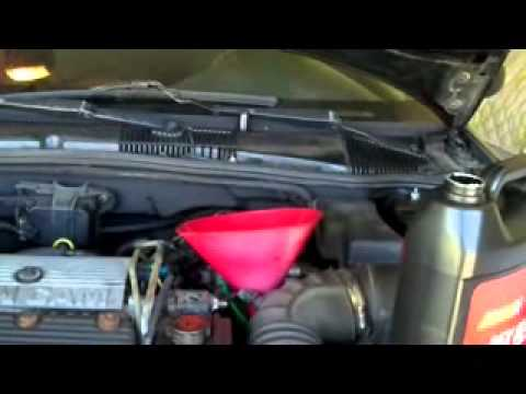 Cavalier Z24 24 Water Pump and Timing Chain Replacement Part 4 Classic GBody Garage  YouTube