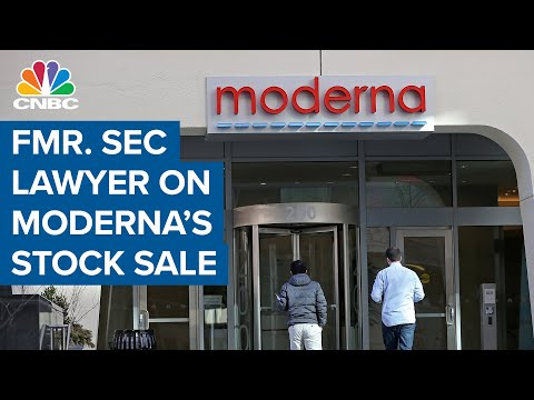Moderna Raises Eyebrows With Stock Offering Ahead Of STAT News Report