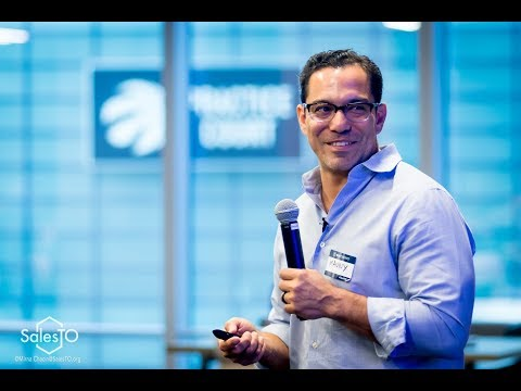 Sales Development for Scaling Big | Manny Medina, CEO of Outreach