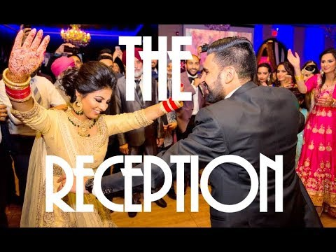 Reception | Manreet weds Sumeet | It's Time to Party | Punjabi Sikh Wedding
