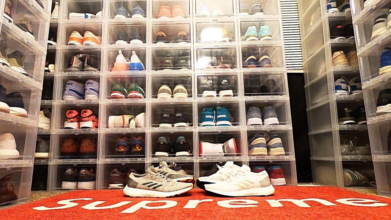baeda4161 On Feet Review  Adidas PUREBOOST GO