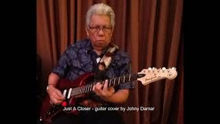 Just A Closer Walk With Thee - guitar cover by Johny Damar