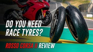 Do You Need Race Tyres? Pirelli Diablo Rosso Corsa II Review