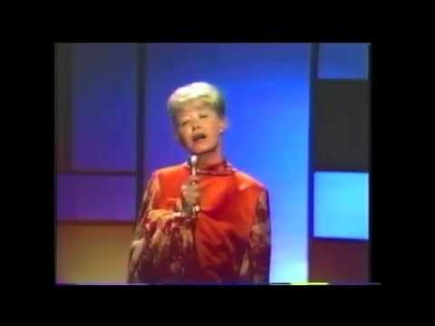 JUNE CHRISTY rare 1972 TV appearance on local Los Angeles television