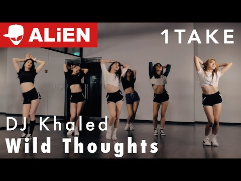 """""""DJ Khaled - Wild Thoughts"""" ALiEN 1 take 