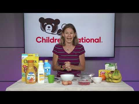 Type 1 Diabetes – Nutrition Education