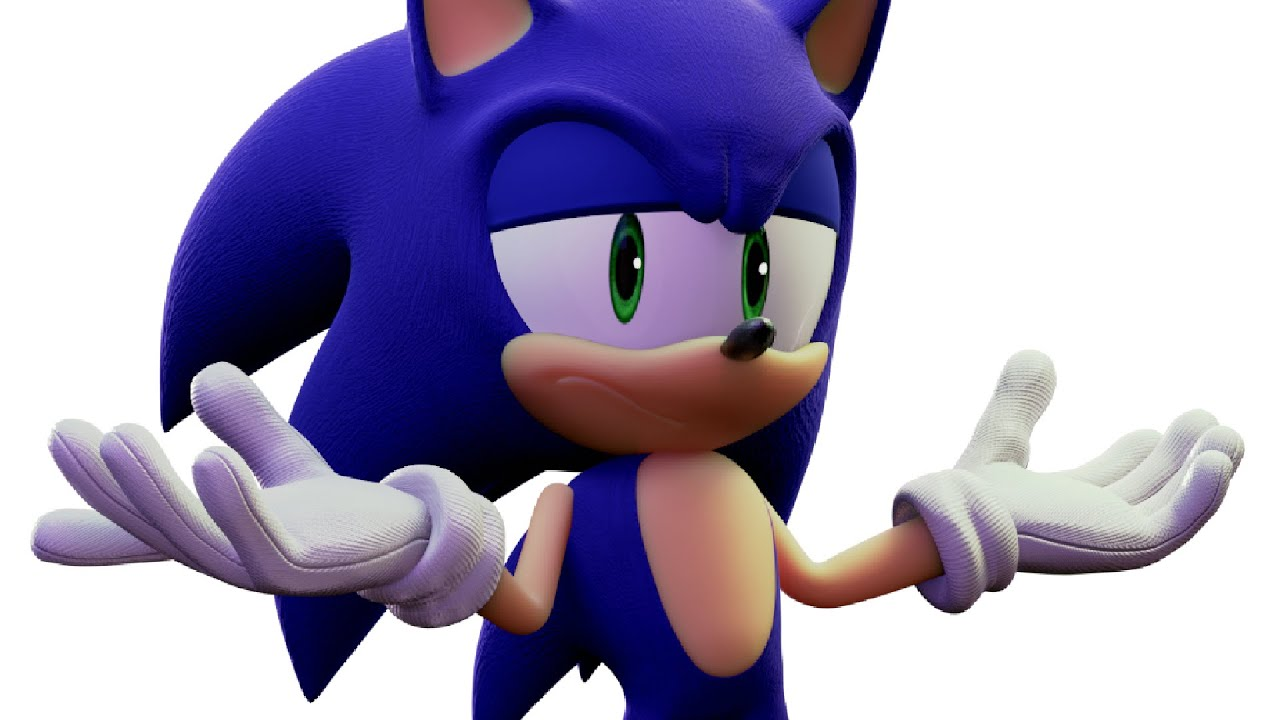 where did all these memes come from? (Sonic)