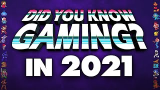 DidYouKnowGaming in 2021 (update)
