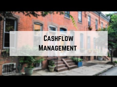 Cashflow Management of Successful Real Estate Investors & Business Owners