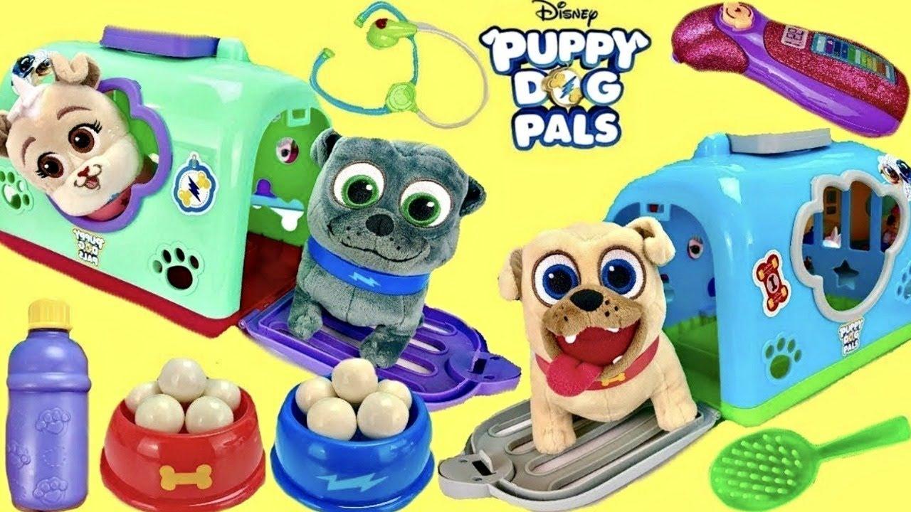 Download Las Jaulitas de los Puppy Dog Pals
