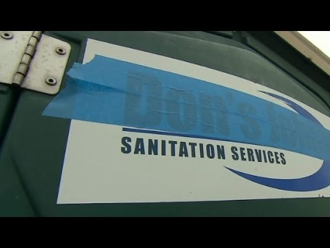Inauguration porta-potties stir up controversy