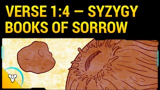 Taken King Lore: Verse 1:4 — Syzygy (Books of Sorrow)