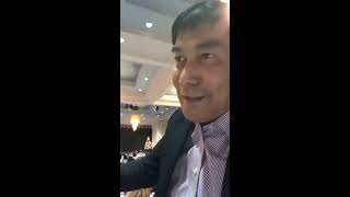 RAFFY TULFO IN ACTION WITH THE FILIPINO COMMUNITY IN CANADA | DECEMBER 22, 2017
