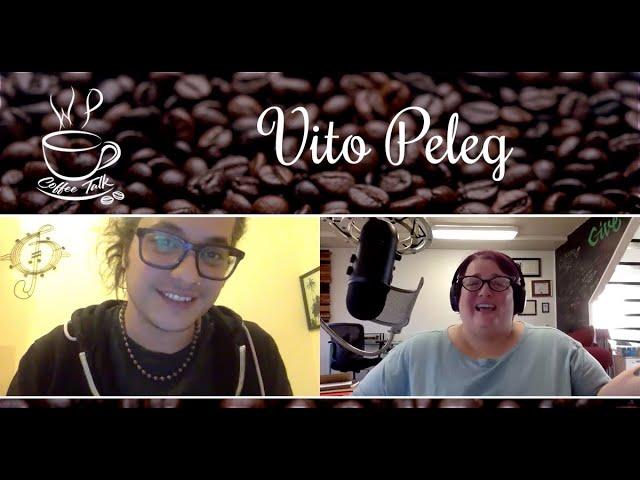 WPCoffeeTalk: Vito Peleg