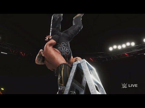 WWE 2K20 Ladder Finishers